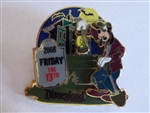 Disney Trading Pins 61856 DLR - Friday the 13th - The Haunted Mansion® - Caretaker Goofy