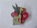 Disney Trading Pins  61861 WDW - Pin Trading University - Disney's Pin Celebration 2008 - Biggest Flirt - Tinker Bell