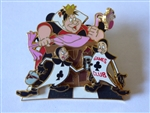 Disney Trading Pin 61896 WDW - Pin Trading University - Disney's Pin Celebration 2008 - Games Club - Queen of Hearts