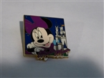 Disney Trading Pin 62289 WDW - Booster Pack - Character Autographs and Cinderella Castle (Minnie Mouse Only)
