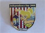 Disney Trading Pins  62295 DLR - Independence Day 2008 - Tinker Bell with Lantern