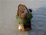 Disney Trading Pin  62480 DLR - 2008 Hidden Mickey Series - Tiki Gods - Pluto