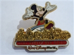 Disney Trading Pin Passport To Our World - Completer Pin