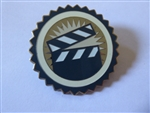 Disney Trading Pin 62691 DLR - Mickey's Pin Odyssey 2008 - Booster Pack (Clapboard Pin Only)