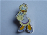 Disney Trading Pin  62768 HKDL - Christmas 2007 - 6 Pins Set (Daisy Duck Only)