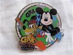 Disney Trading Pin 63090: DCA - Disney's California Adventure Park Booster Pack (Mickey Mouse and Pluto on Grizzly River Rafting Only)