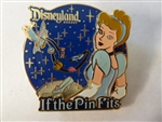 Disney Trading Pins  63144 DLR - Pin Trading Nights Collection 2008 - If the Pin Fits (Cinderella)