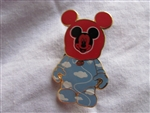 Disney Trading Pin 63504: Vinylmation Mystery Pin Collection - Park #1 - Red Balloon Mickey (Chaser)