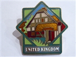Disney Trading Pins   636 WDW - Epcot World Showcase Pavilion Series (United Kingdom)