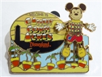 Disney Trading Pins 63819: DLR - Candy Corn Acres - Scarecrow Mickey Mouse