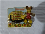 Disney Trading Pins 63820 DLR - Candy Corn Acres - Scarecrow Minnie Mouse