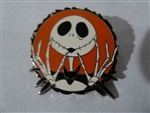 Disney Trading Pins  Nightmare Before Christmas - Deluxe Starter Set Jack Skellington