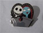 Disney Trading Pins  Nightmare Before Christmas - Deluxe Starter Set Jack Skellington & Sally