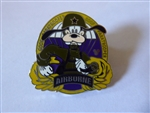 Disney Trading Pin 64130 DLR - 2008 Hidden Mickey Series- Armed Forces Collection (Goofy)