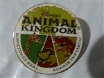 Disney Trading Pin  6415 Disney's Animal Kingdom: Sometimes Real ... Always Fantastic