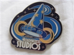 Disney Trading Pin 64273: WDW - Booster Pack - Walt Disney World® Theme Parks Swirl Logos (Disney's Hollywood Studios™ Only)