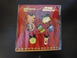 Muppets with Mouse Ears - Mini Pin Boxed Set (7 Pins)