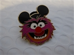 Disney Trading Pin Muppets with Mouse Ears - Animal