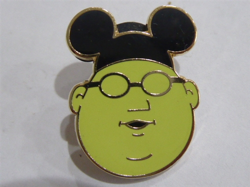 BUNSEN HONEYDEW Muppet VINYLMATION COLLECTOR PIN DISNEY