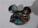 Disney Trading Pin 64812 DLR - Disney Dreams Collection - E-Ticket Attractions