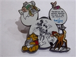 Disney Trading Pins  64815 DLR - Disney Dreams Collection - Animation