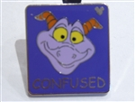 Disney Trading Pin  Hidden Mickey Pin Series III - Confused Figment