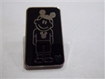 Disney Trading Pin 64835 WDW - Hidden Mickey Pin Series III - Son With Mouse Ears
