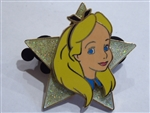 Disney Trading Pins 64998 DSF - Glitter Star - Alice in Wonderland