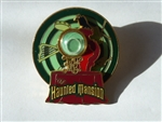 Disney Trading Pin  65318 WDW - Piece of Disney History III - The Haunted Mansion (Spinner)