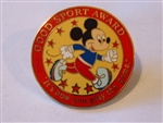 Disney Trading Pin 6548 WDW - Good Sport Award (Mickey Mouse)