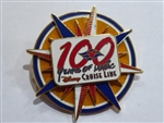 Disney Trading Pin  6563 Cruise Line 100 Years of Magic Spinner
