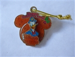 Disney Trading Pin 65633 WDW - Happy Holidays 2008 Disney's Old Key West Resort - Donald Duck