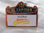 Disney Trading Pin  65674 DSF - El Capitan Theater Marquee - Beverly Hills Chihuahua