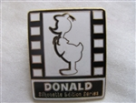 Disney Trading Pin 6581: WDW - Silhouette Edition Series (Donald)