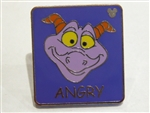 Disney Trading Pin Angry Figment