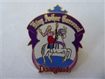 Disney Trading Pin 659 DL - 1998 Attraction Series - King Arthur Carrousel