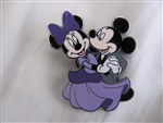 Disney Trading Pin 65952 The Haunted Mansion® - Mystery Pin Collection (Ballroom Dancers Minnie and Mickey Only)
