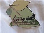 Disney Trading Pin 65986: WDW - Center for Living Well - Grand Opening 2008