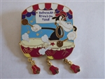 Disney Trading Pin 6617 Disneyana Convention Artist Choice #4 (Barnyard Reunion Tour Dangle)