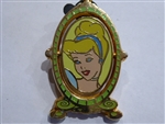 Disney Trading Pin 66366 DisneyShopping.com - Spinner Series Cinderella & Lady Tremaine