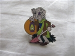 Disney Trading Pin 66390 The Haunted Mansion® Attraction Deluxe Starter Set - Groundskeeper with Dog