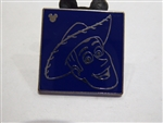 Disney Trading Pin 66618 WDW - Hidden Mickey Series III - Character Outlines - Woody