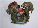 Disney Trading Pin 66684 DLR - Disney Dreams Collection - The Jungle Book