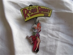 Disney Trading Pin 667: DS - Countdown to the Millennium Series #30 (Who Framed Roger Rabbit / Roger / Jessica)