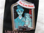 Disney Trading Pin 66761 DLR - Friday the 13th - True Love Forever