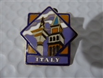 Disney Trading Pin 668 WDW - Epcot World Showcase Pavilion Series (Italy)