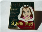 Disney Trading Pin 66838 DLR - Damselle Magazine Collection 2008 - December (Belle)