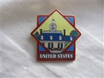 Disney Trading Pins  671 WDW - Epcot World Showcase Pavilion Series (United States)