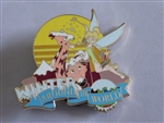 Disney Trading Pins 67112 DisneyShopping.com - Winter Around the World Series (Tinker Bell)