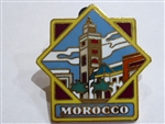 Disney Trading Pins 672 WDW - Epcot World Showcase Pavilion Series (Morocco)